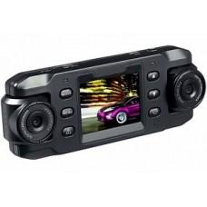 Видеорегистратор с поворотными камерами Playme Nio