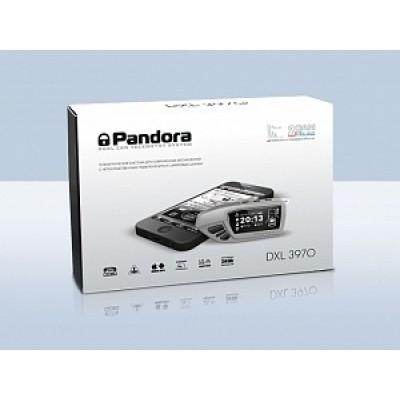 Автосигнализация Pandora DXL 3970 PRO v.2 (2xCAN+GSM+LIN)