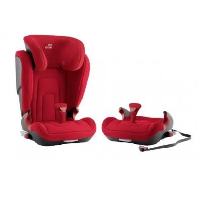 Автокресло детское Britax Roemer Kidfix 2 R Fire Red Trendline