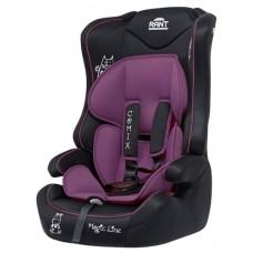 Автокресло детское Rant Comix Фиолетовый