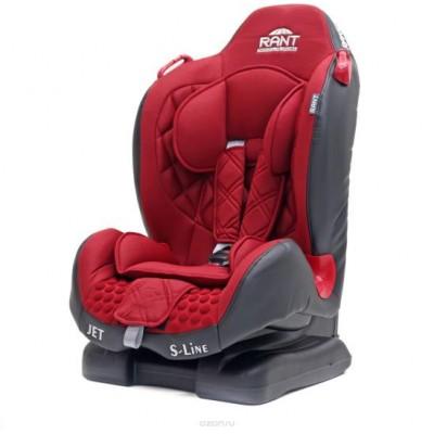 Автокресло детское Rant Jet Red
