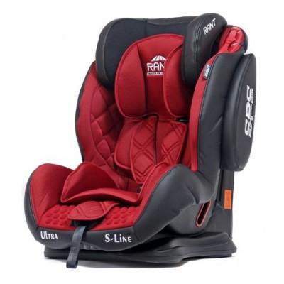 Автокресло детское Rant BH12310 Ultra SPS Red
