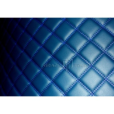 Багажник 2D Люкс синий