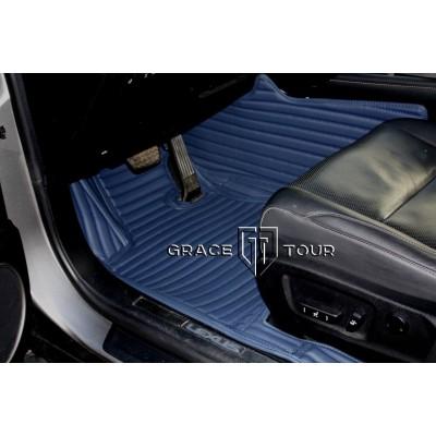 Комплект ковриков GT синий