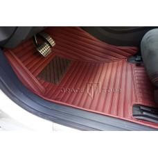 Комплект ковриков GT бордовый