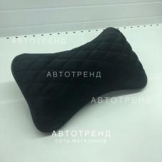 Подушка под шею /Черный