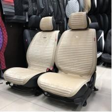 Накидки на сиденье MONACO бежевый/бежевый/весь салон
