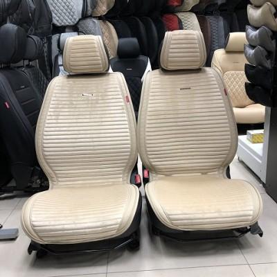Накидки на сиденье MONACO бежевый/бежевый