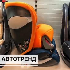 Автокресло детское Cybex Juno M-Fix гр.1 (9-18кг) Tropical Blue