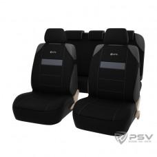 Авточехлы на сиденья GTL Mover Plus  (майки) серый