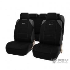 Авточехлы на сиденья GTL Mover Plus (майки) черный