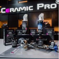 Ceramic Pro Sport - гидрофобное покрытие для кузова автомобиля